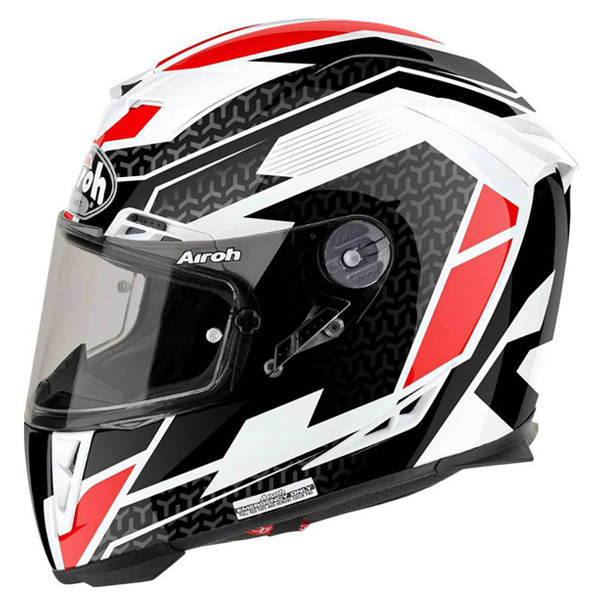 AIROH GP500 REGULAR RED HELMET
